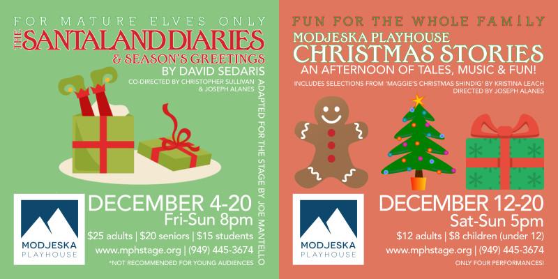 David Sedaris Christmas.The Santaland Diaries Mph Christmas Stories Close Out